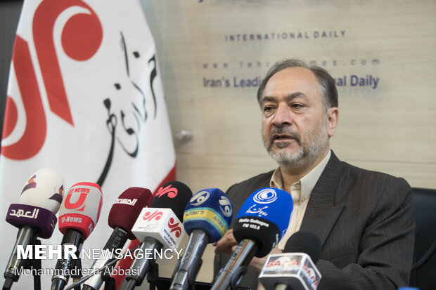 إيران هي مركز ثقل إعلام المقاومة / إغلاق مواقع إعلام المقاومة يعكس فاعليتها