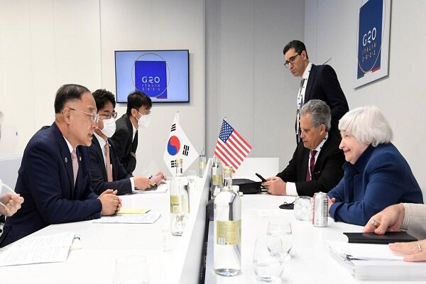 US, S. Korea to cooperate on Iran's funds frozen in Seoul
