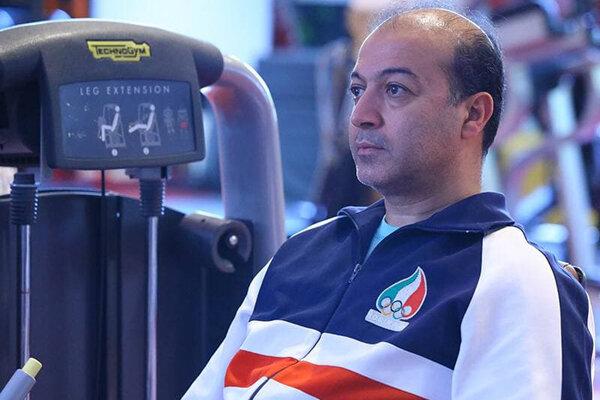 فریبرز عسگری: مسئولان سالن مسابقات باعث استرس آرمین شدند