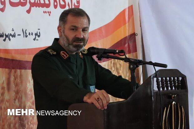 طرح های محرومیت زدایی سپاه کربلا