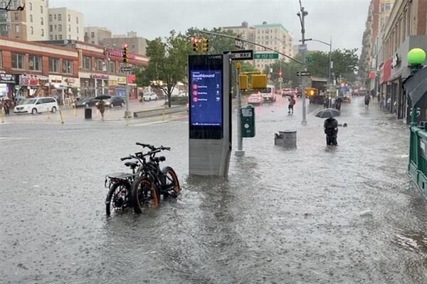 State of emergency declared in NY after record-breaking rain
