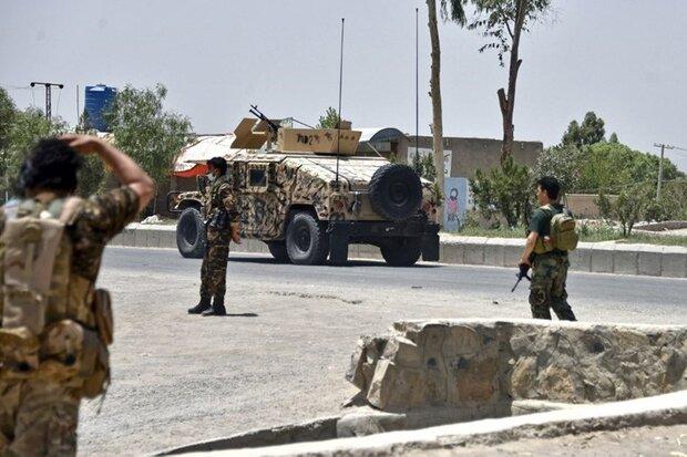 الحكومة الأفغانية تطلب من طهران إعادة قواتها من حرس الحدود إلى كابل