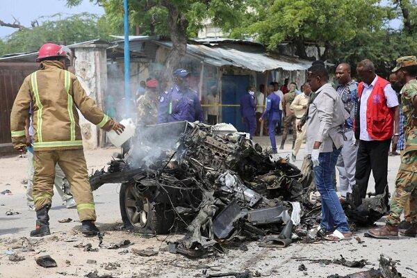 صومالیہ میں پولیس کمشنر کے قافلے سے خود کش حملے میں 9 افراد ہلاک
