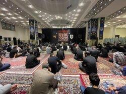 Mourning ceremony of Imam Jawad in Imamzadeh Qazi al-Saber