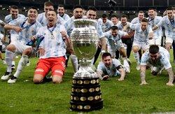 قهرمانی آرژانتین در خاک برزیل