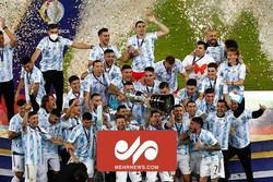 VIDEO: Argentina beats Brazil to win Copa America