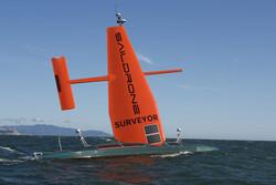 اولین نقشه برداری دریا با قایق هوش مصنوعی