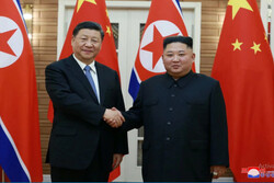 N.Korea, China leaders vow greater coop. in face of enemy