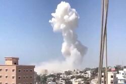 Several mortar shells hit Somali presidential palace