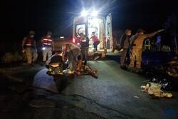 Van'da göçmenleri taşıyan minibüs devrildi: 12 ölü