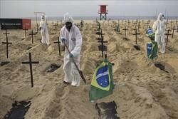 Brazil surpasses 600,000 COVID deaths