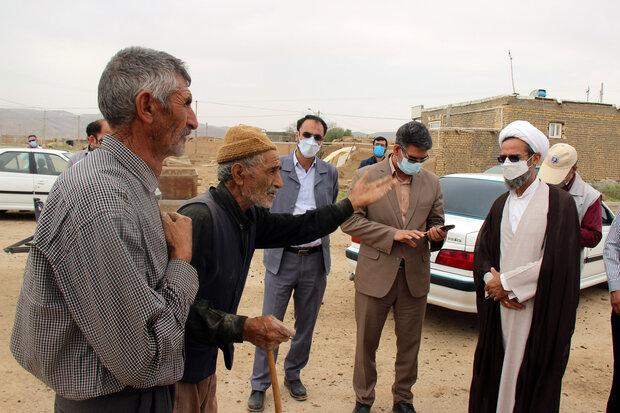 انتقاد امام جمعه بجنورد از تاخیر اعطای تسهیلات به زلزلهزدگان