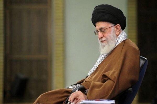 Leader offers condolences on demise of senior Iraqi cleric