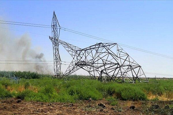 Irak'ta elektrik hatlarına yönelik saldırılarda artış yaşanıyor