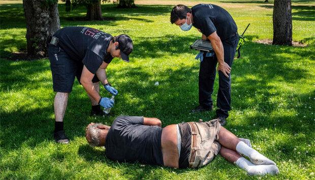امریکہ میں گرمی کی لہر سے ایک ہفتہ میں 116 افراد ہلاک