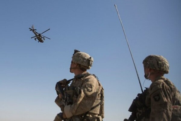 US forces launch unusual movements on Iraqi-Syrian border