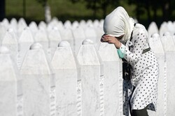 Srebrenica genocide a 'deep wound' in humanity's conscience