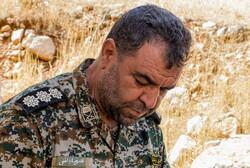فرمانده گردان فاتحین کرمانشاه درگذشت