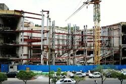 پیشرفت ۶۸ درصدی پروژه تالار مرکزی سنندج