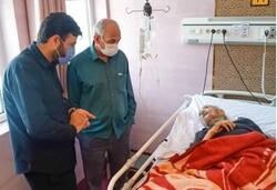 حیدر رحیمپور ازغدی در بیمارستان بستری شد