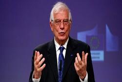 EU has a balanced position on Iran, including pressure, coop.