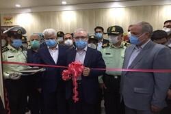 مرکز ۶۴ تختخوابی ناجا در زاهدان افتتاح شد