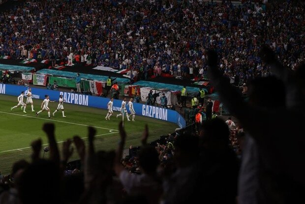 برد یک نیمه ای انگلیس مقابل ایتالیا با سریعترین گل تاریخ