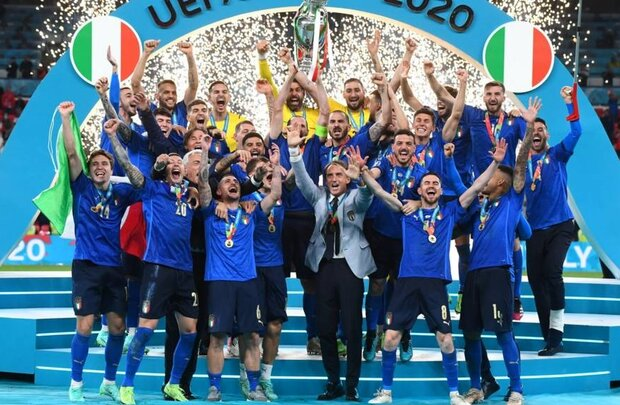 Euro 2020 trophy goes to Rome