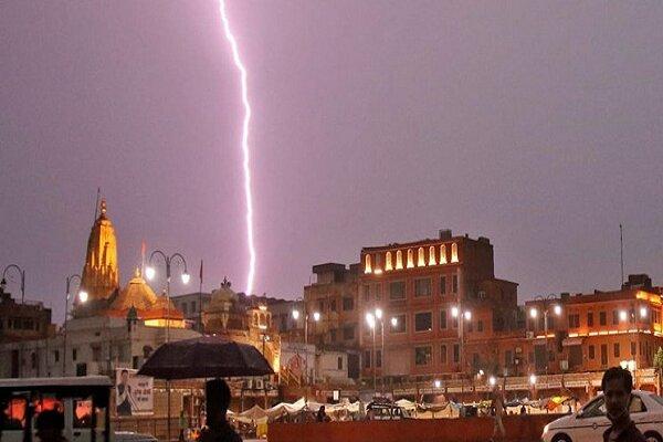 Heavy rainfall, lightning kill 28 people in India' Rajasthan