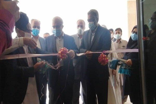 بخشهای بستری و تشخیصی بیمارستان سراوان به بهرهبرداری رسید