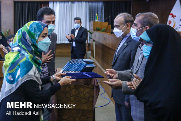 'National Marriage Day' ceremony held in Tehran