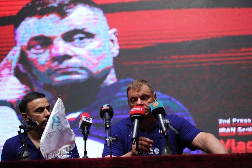 اعتراف «آلکنو» به بزرگترین اشتباهش در تیم ملی والیبال ایران