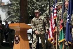 افغانستان میں امریکی کمانڈر اپنے عہدے سے مستعفی