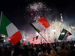 اٹلی میں یوروکپ کی فتح پر جشن کے دوران 2 افراد ہلاک اور 15 زخمی
