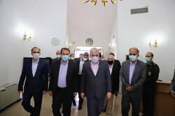 معاون علمی و فناوری رئیس جمهور وارد استان فارس شد