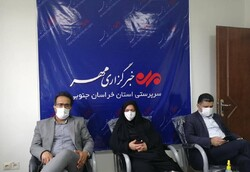 بازدید مدیر روابط عمومی استانداری خراسانجنوبی از خبرگزاری مهر