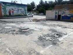 فرسودگی مدارس تهدیدی برای دانشآموزان تربت جام/ ۳۵درصد مدارس قدیمی هستند