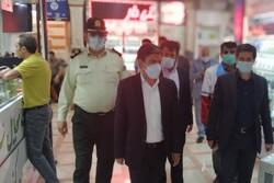 تشدید محدودیتهای کرونایی در شهر اردبیل به دلیل شرایط قرمز کرونا