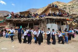 İran'da geleneksel köy düğünü
