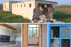 مخروبههایی به نام مدرسه در کنج محرومیت/دانشآموزان روستایی در بنبست تصمیم متولیان!