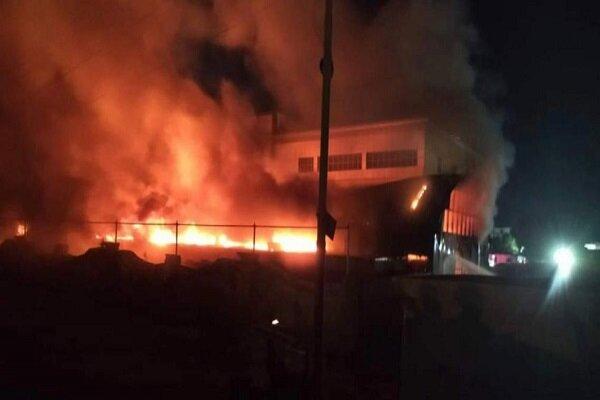 Iraqi hospital fire leaves at least 44 dead, 67 injured
