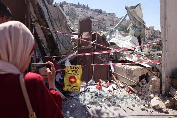 قوات الاحتلال دمرت 474 منزلا فلسطينيا منذ بداية العام