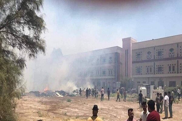 Two more fires reported in Iraq after hospital incident