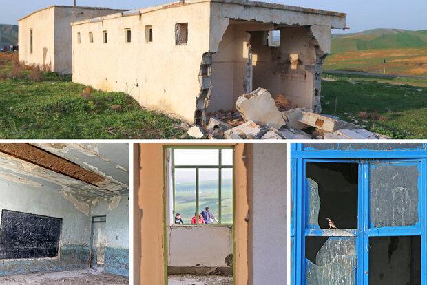 مخروبههایی به نام مدرسه در کنج محرومیت