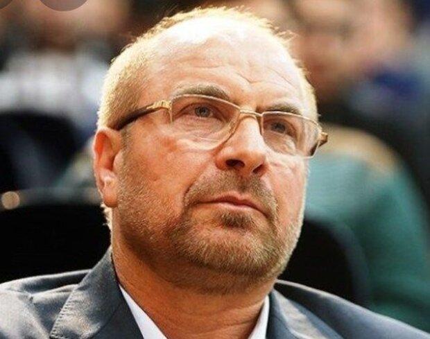 قاليباف يتقدم بالتعازي لضحايا حريق مستشفى الناصرية