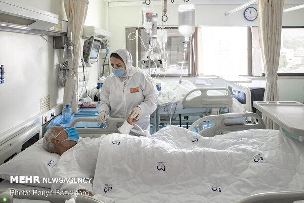 تسجیل 184 حالة وفاة جديدة بفيروس كورونا