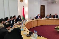 Iran, Belarus mull over boosting inter-parliamentary coop.