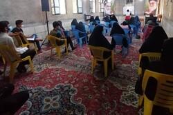 استعدادیابی جوانان در تابستان داغ شهر خاوران