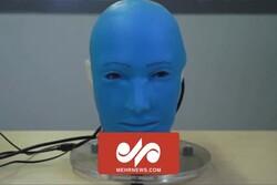 VIDEO: Robot 'Eva' able to mimic human facial expressions