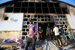 Rouhani condoles with Iraq over hospital fire tragedy